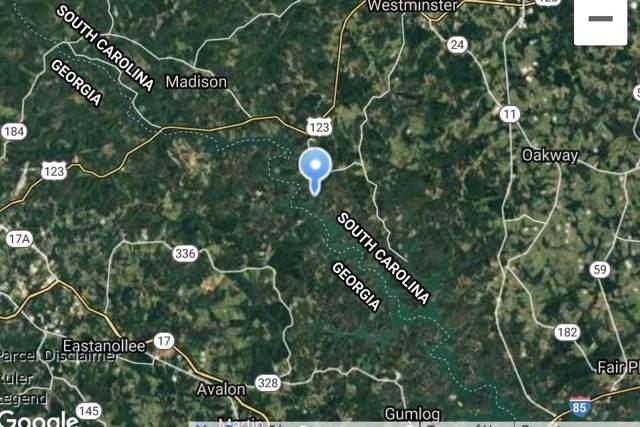 00 La-Z Acres Road, Westminster, SC 29693 (MLS #20219838) :: Tri-County Properties at KW Lake Region