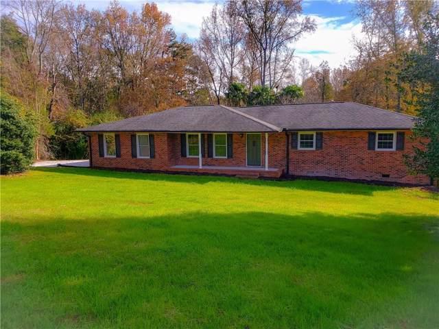 903 Parkwood Drive, Anderson, SC 29625 (MLS #20220601) :: Tri-County Properties at KW Lake Region