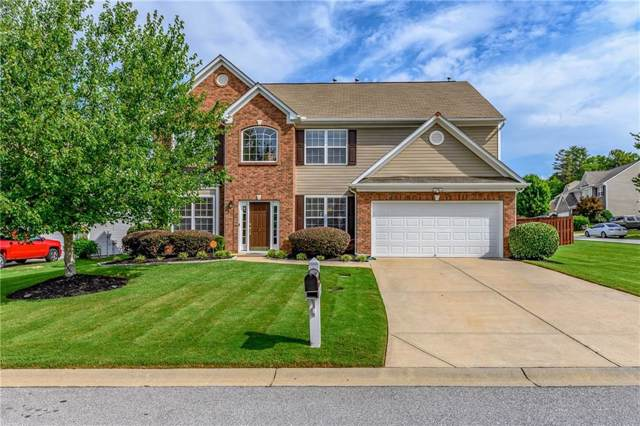 2 Hushpah Court, Simpsonville, SC 29680 (MLS #20221277) :: Tri-County Properties at KW Lake Region