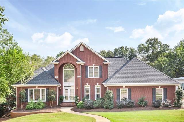 1032 North Shore Drive, Anderson, SC 29625 (#20221594) :: Connie Rice and Partners