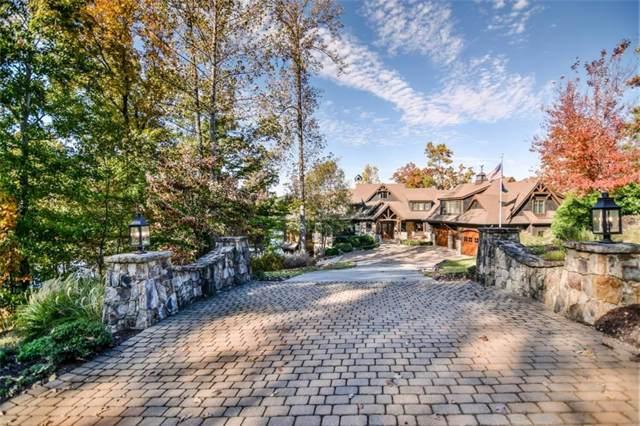 665 Crystal Cove Trail, Salem, SC 29676 (MLS #20221720) :: Allen Tate Realtors
