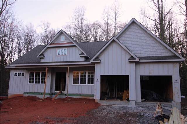 102 Creekview Drive, Clemson, SC 29631 (MLS #20222183) :: Tri-County Properties at KW Lake Region