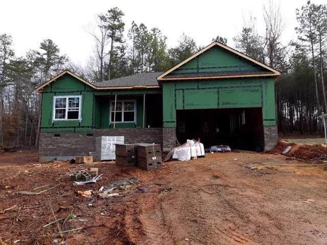 520 Edens Road, Pickens, SC 29671 (MLS #20222837) :: Tri-County Properties at KW Lake Region