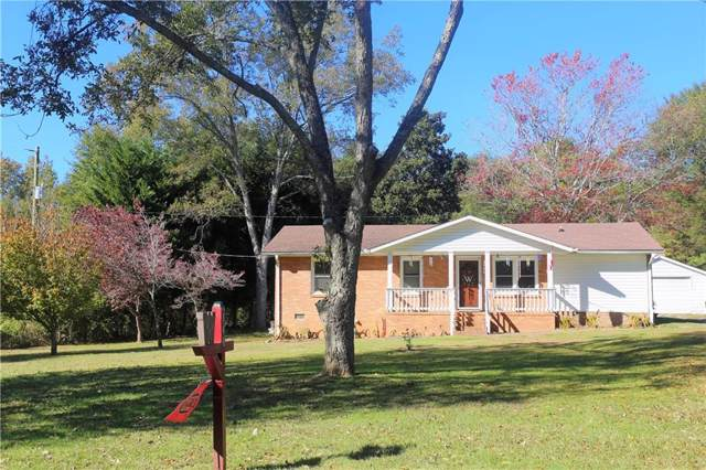 146 Zion School Road, Easley, SC 29642 (#20223063) :: Connie Rice and Partners