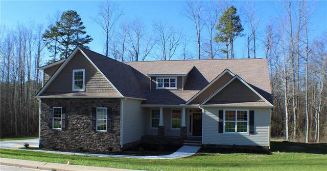 110 Mckenna Drive, Pelzer, SC 29669 (MLS #20223093) :: Tri-County Properties at KW Lake Region