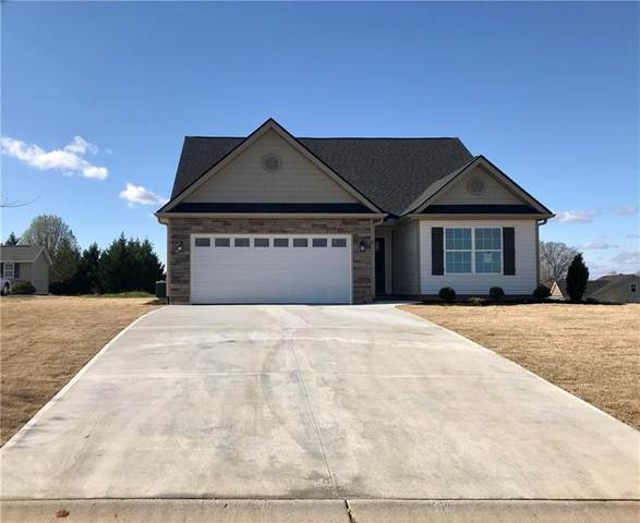 2 Medford Court, Anderson, SC 29626 (MLS #20223565) :: Tri-County Properties at KW Lake Region