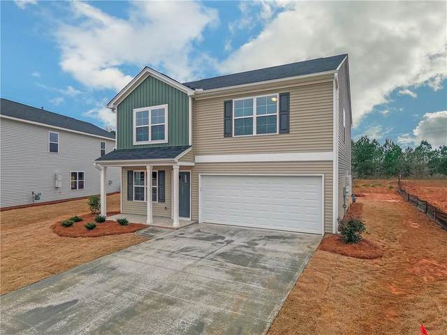 407 Reflections Drive, Anderson, SC 29625 (MLS #20223645) :: The Powell Group