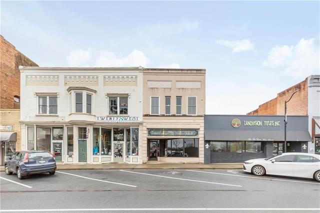 212 E Main Street, Walhalla, SC 29691 (MLS #20225157) :: Tri-County Properties at KW Lake Region