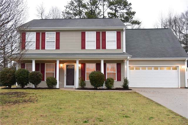 664 Hunters Lane, Anderson, SC 29625 (MLS #20225205) :: The Powell Group
