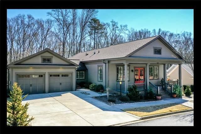 604 Thurmond Lane, Clemson, SC 29631 (#20225487) :: J. Michael Manley Team