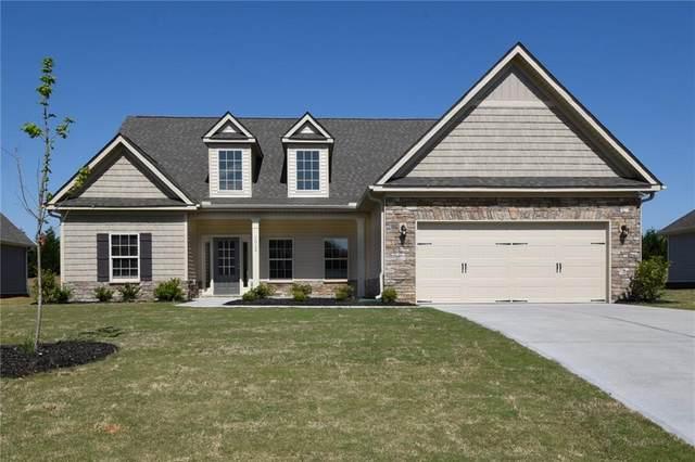 1012 Drakes Crossing, Anderson, SC 29625 (MLS #20225517) :: Les Walden Real Estate