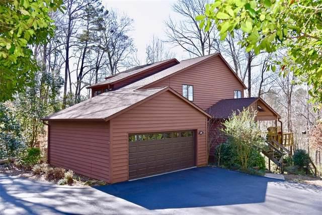 1415 Azure Cove, Seneca, SC 29672 (MLS #20225753) :: Les Walden Real Estate