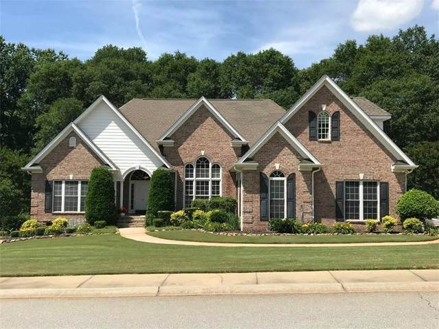 119 Shire Drive, Anderson, SC 29621 (MLS #20226626) :: The Powell Group