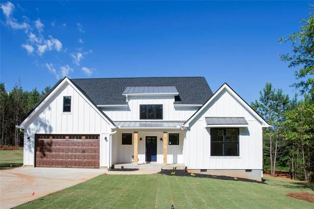 905 Hunters Trail, Anderson, SC 29625 (MLS #20228028) :: Les Walden Real Estate