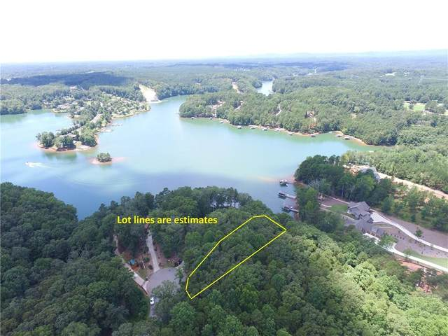 Lot 61 Keowee Overlook Road, West Union, SC 29696 (#20230445) :: Expert Real Estate Team