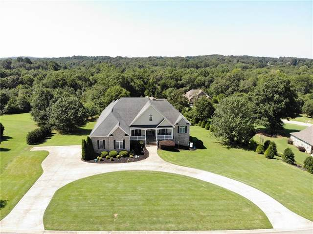 103 Vining Crossing, Anderson, SC 29621 (MLS #20230795) :: The Powell Group
