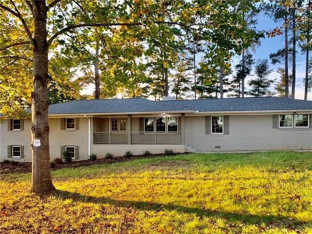 200 Pine Bark Road, Anderson, SC 29625 (MLS #20231782) :: Tri-County Properties at KW Lake Region