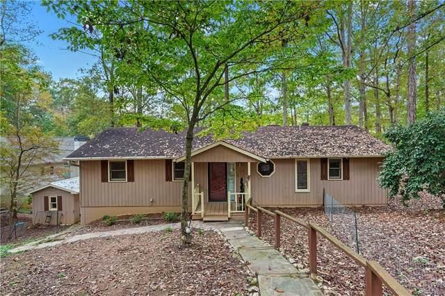 1581 Dobbs Landing, Hartwell, GA 30643 (MLS #20231918) :: Les Walden Real Estate