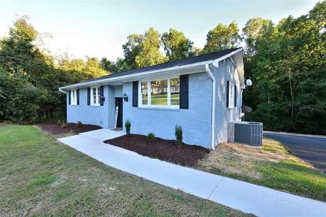 1004 Fairfield Drive, Seneca, SC 29678 (MLS #20232129) :: Les Walden Real Estate
