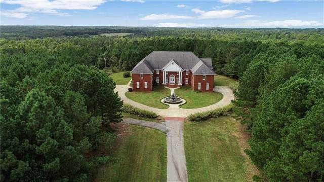 948 Terrapin Crossing Road, Liberty, SC 29657 (MLS #20232257) :: The Powell Group