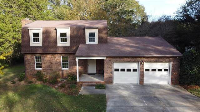 104 Roslyn Drive, Clemson, SC 29631 (MLS #20233609) :: Tri-County Properties at KW Lake Region