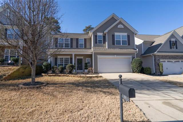 11 Valley Fall Court, Greer, SC 29650 (MLS #20235415) :: Lake Life Realty