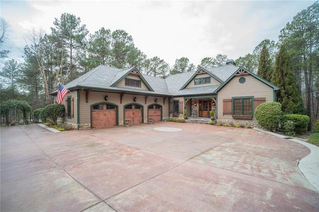 106 Steele Court, Sunset, SC 29685 (MLS #20236016) :: The Powell Group