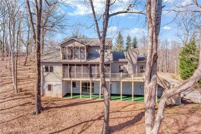 475 Old Chapman Trail, Pickens, SC 29671 (MLS #20237143) :: Lake Life Realty