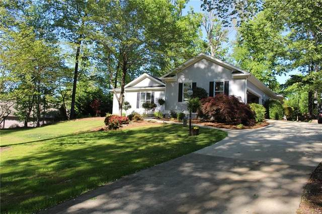 104 Oak Crest Circle, Seneca, SC 29672 (MLS #20237479) :: Lake Life Realty