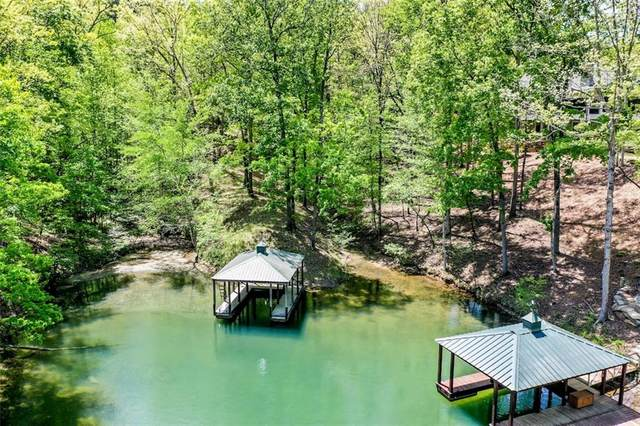 208 Autumnwood Trail, Six Mile, SC 29682 (MLS #20238531) :: Lake Life Realty
