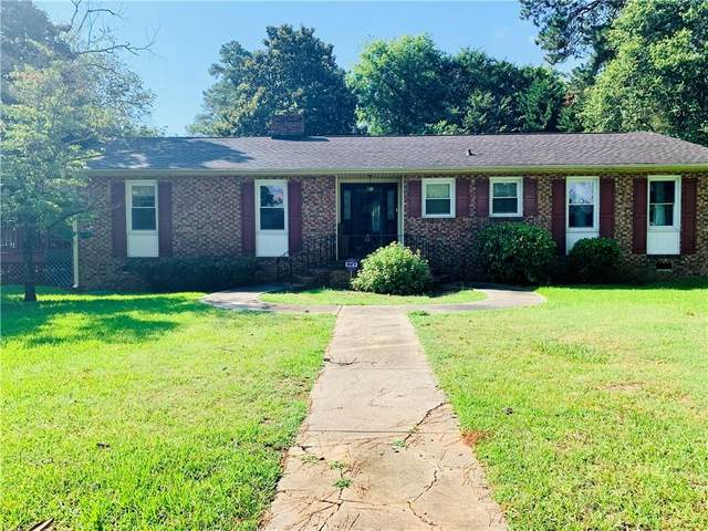 123 Pine Circle, Greenwood, SC 29649 (MLS #20240526) :: The Powell Group