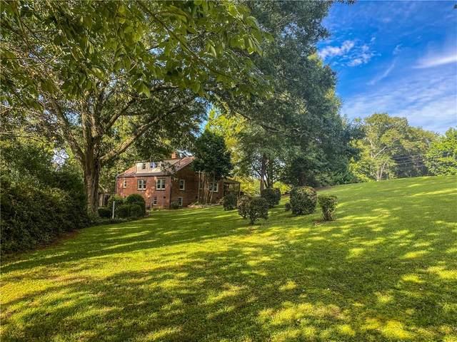 321 S Pine Street, Walhalla, SC 29691 (MLS #20243097) :: Les Walden Real Estate