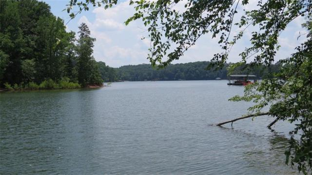 Lot 1 Baldwin Point, Westminster, SC 29693 (MLS #20188065) :: The Powell Group of Keller Williams