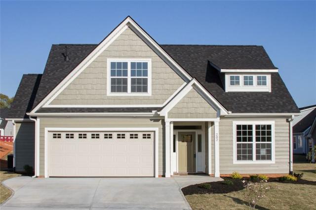 202 Rockpine Drive, Anderson, SC 29621 (MLS #20195908) :: Les Walden Real Estate