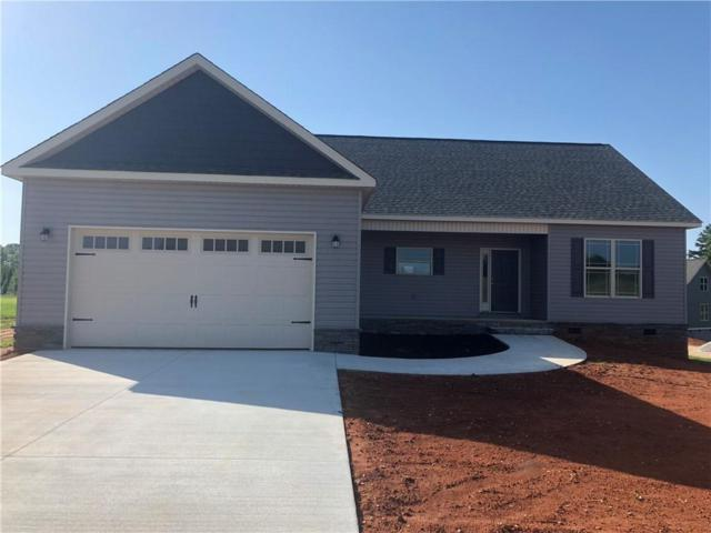 219 Windy Meadows Drive, West Union, SC 29696 (MLS #20196228) :: The Powell Group of Keller Williams