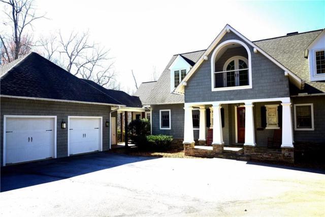 205 Whitney Drive, Sunset, SC 29685 (MLS #20196366) :: Tri-County Properties