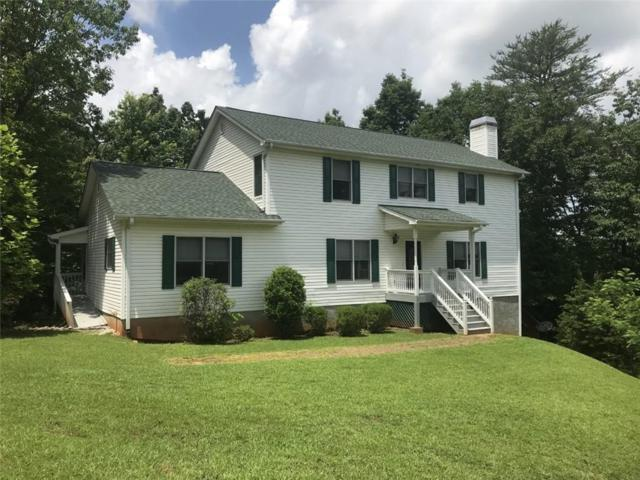 319 Laurel Hill Drive, Walhalla, SC 29691 (MLS #20200766) :: The Powell Group of Keller Williams