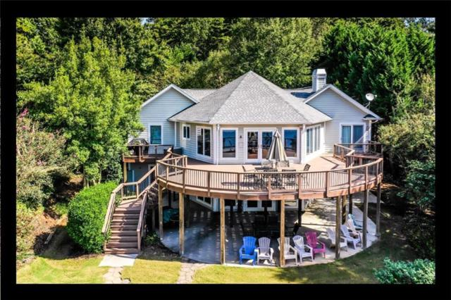 214 Sunset Ridge Drive, Seneca, SC 29672 (MLS #20200883) :: Tri-County Properties at KW Lake Region