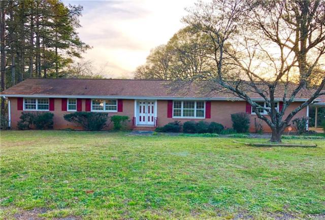 601 Heyward Road, Anderson, SC 29621 (MLS #20201206) :: Les Walden Real Estate