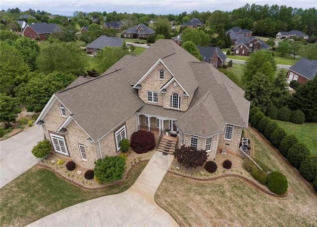 102 Grassy Knoll Way, Anderson, SC 29621 (MLS #20202042) :: The Powell Group of Keller Williams