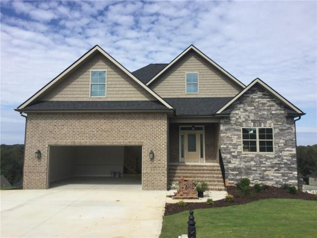 1031 Tuscany Drive Drive, Anderson, SC 29621 (MLS #20206234) :: The Powell Group of Keller Williams