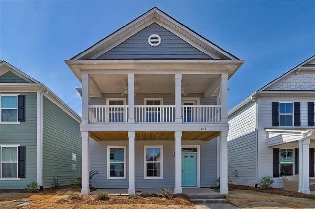 104 Fuller Estate Drive, Clemson, SC 29631 (MLS #20207739) :: The Powell Group
