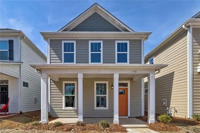 112 Fuller Estate Drive, Clemson, SC 29631 (MLS #20207741) :: The Powell Group