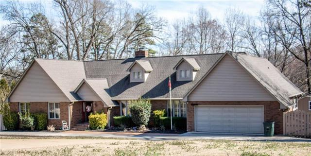 204 Nottingham Way, Anderson, SC 29621 (MLS #20212688) :: The Powell Group