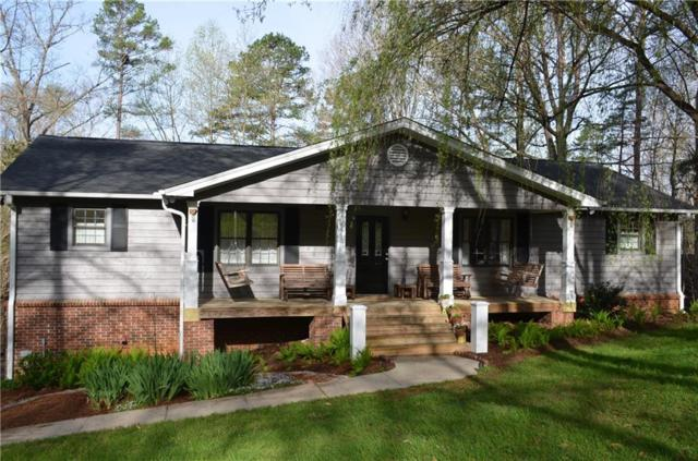 1484 Coneross Point Drive, Seneca, SC 29678 (#20213949) :: Connie Rice and Partners
