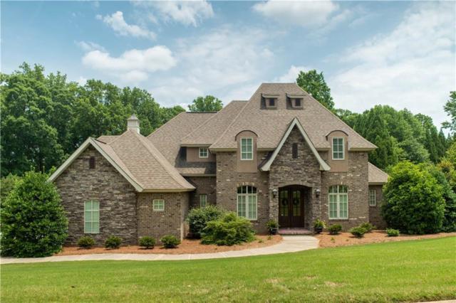 108 Carter Woods Drive, Anderson, SC 29621 (MLS #20215063) :: Les Walden Real Estate