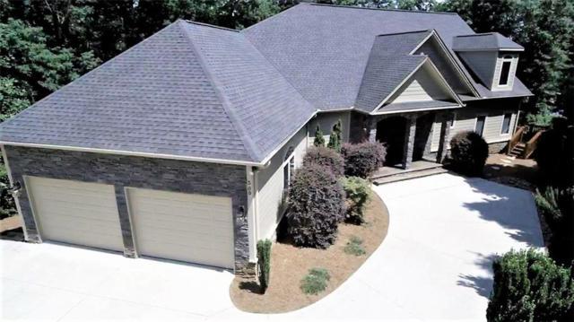 509 Beacon Shores Drive, Seneca, SC 29672 (MLS #20215348) :: Les Walden Real Estate