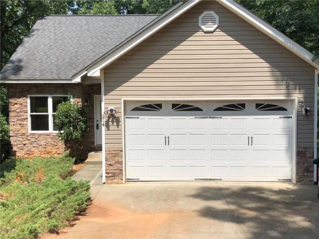 214 New Salem Drive, Anderson, SC 29625 (MLS #20216456) :: Tri-County Properties at KW Lake Region