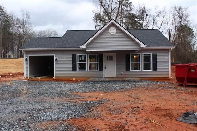 106 Norbert Lane, Anderson, SC 29624 (MLS #20221960) :: Tri-County Properties at KW Lake Region
