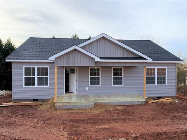 105 Sycamore Court, Pickens, SC 29671 (MLS #20222123) :: Tri-County Properties at KW Lake Region